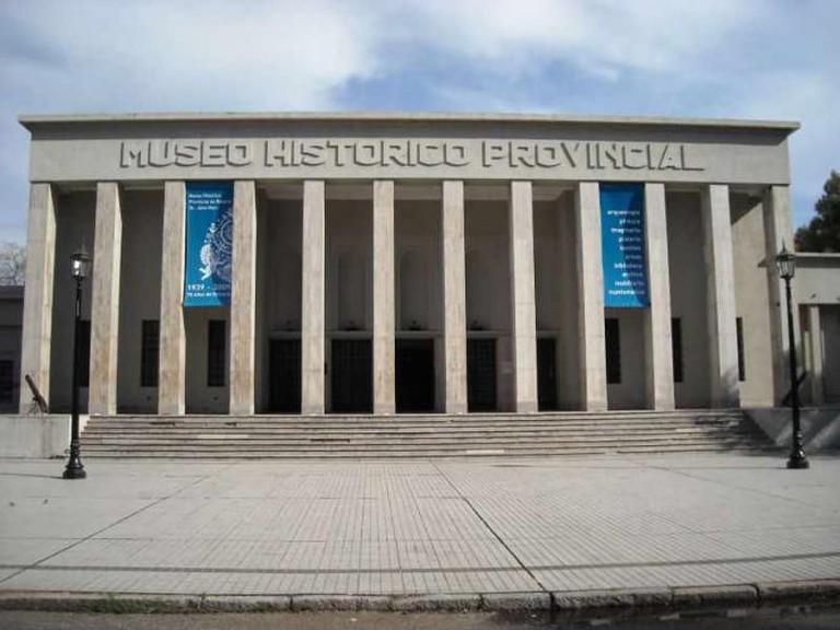 Museo Histórico Provincial Ⓒ Roberto Ettore/WikiCommons