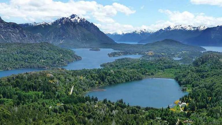 Nahuel Huapi National Park Ⓒ Yoavlevy10/WikiCommons