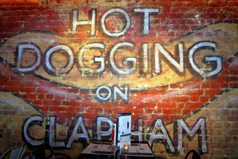 Inside Adventure bar on Clapham High street | ©Leigh Harries/Flickr