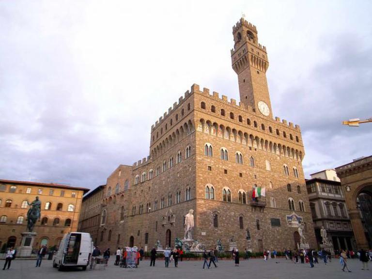 Palazzo della Signoria | © Adam Burt/Flickr