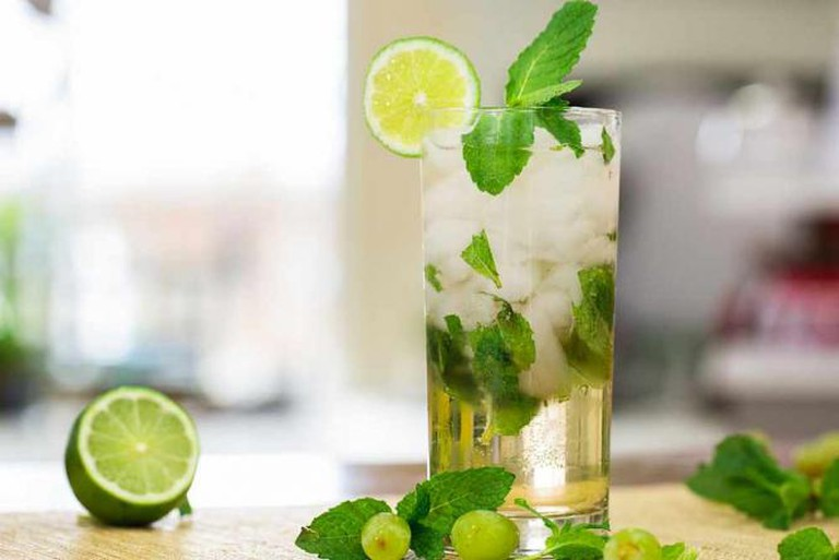 Green Tea Mojito | © Personal Creations/Flickr