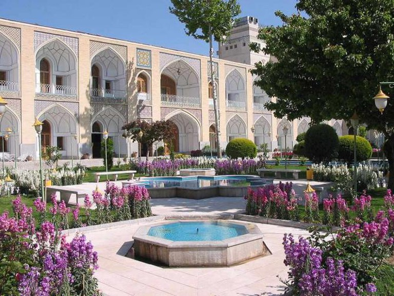 Abbasi Hotel | ©Koohkan/Wikicommons