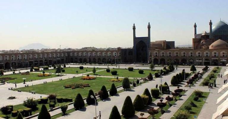 Imam Square | ©Klára Nováková/Wikicommons