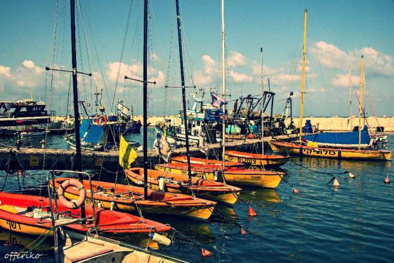 Jaffa Port | © Offer Gedanken/WikiCommons