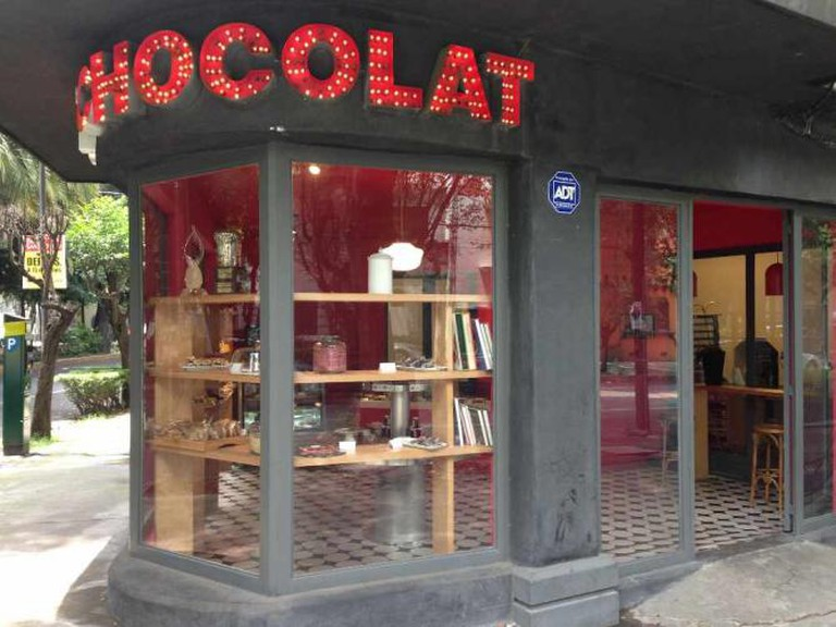 Tout Chocolat, Mexico City | © Nicholas Lundgaard/Flickr