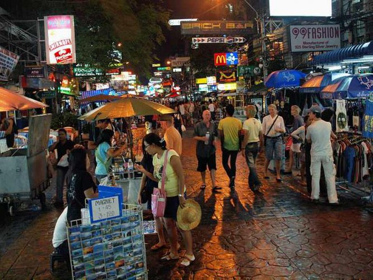 Thai bar scene | © Kevin Poh/Wikipedia