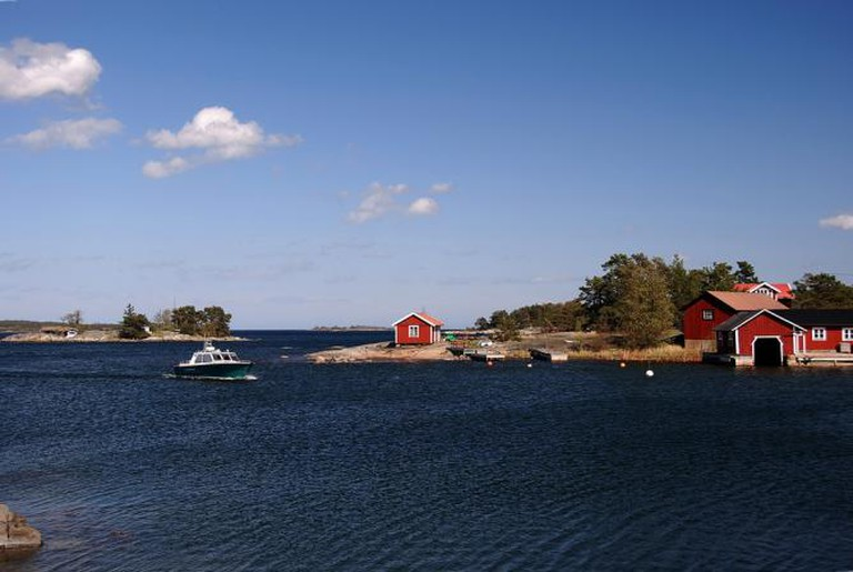 Stockholm Archipelago © Let Ideas Compete/Flickr