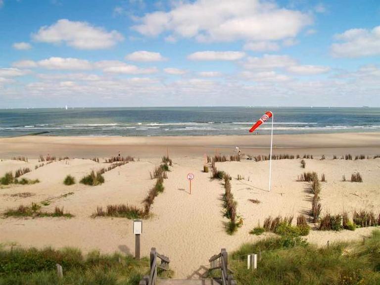 Knokke Strand Plage