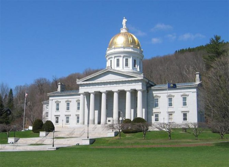 Montpelier State House, Vermont l © Jared C. Benedict/WikiCommons