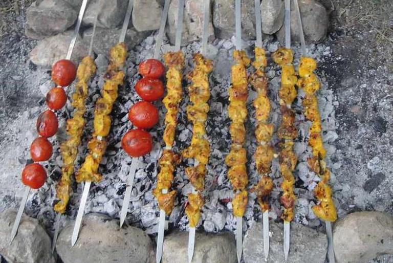 Jujeh kebab | ©Mehdi/Wikicommons