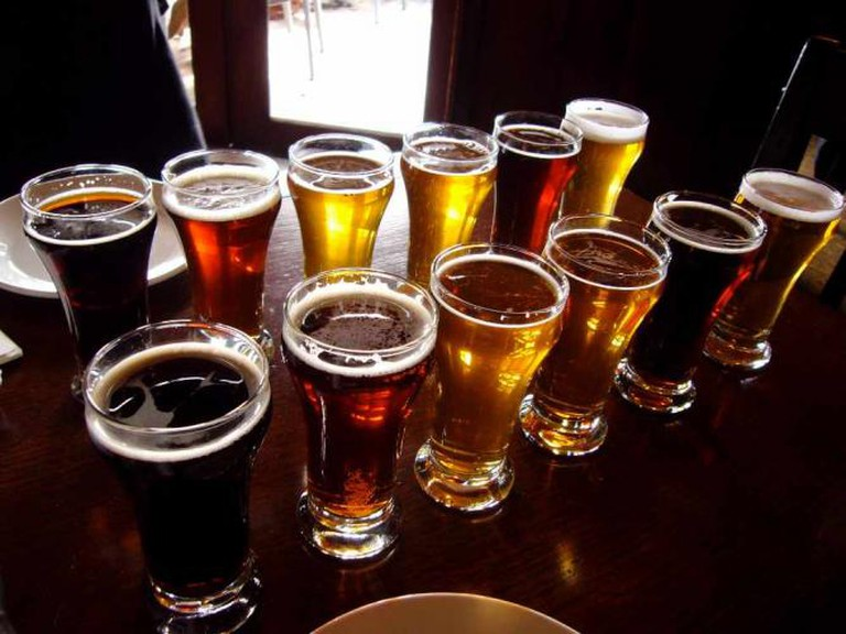 Craft Beers | © Paul Joseph/WikiCommons