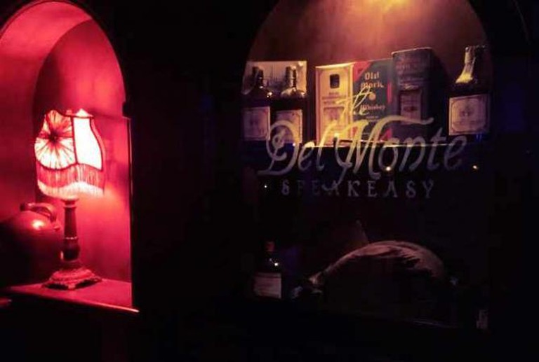 The Del Monte Speakeasy | ©Jasmine Ashoori