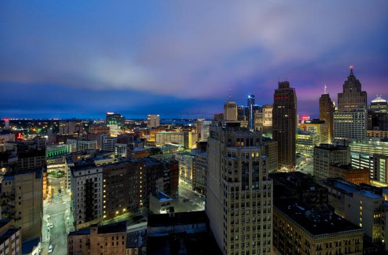 Detroit skyline | © Mike Boening Photography/Flickr