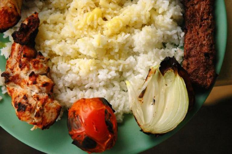 Chelo Kebab | © Chewy Chua/Flickr