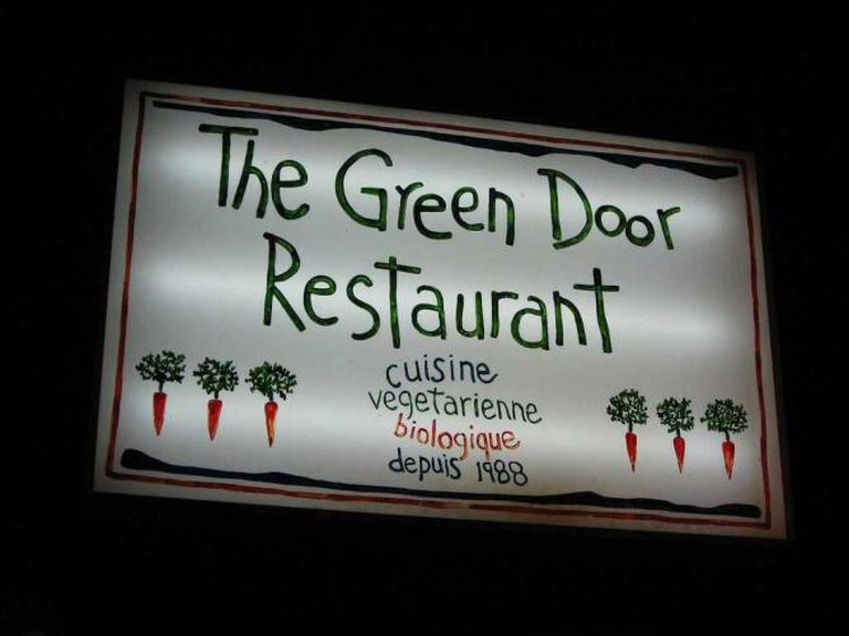 The Green Door Restaurant