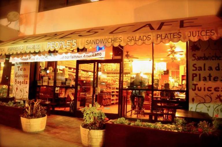 People's Cafe | © Sharon Hahn Darlin/Flickr