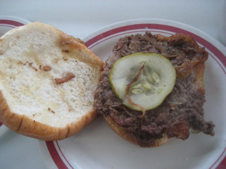 Telway burger | © Bill on Capitol Hill/Flickr