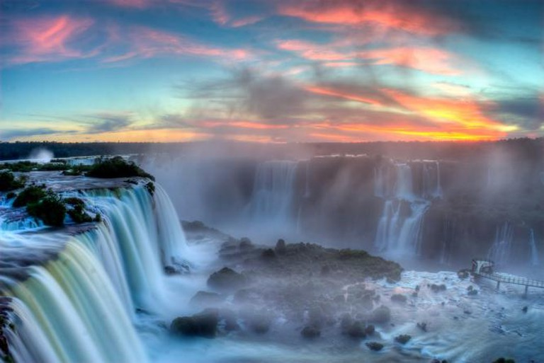 Iguazu Falls © SF Brit/Flickr