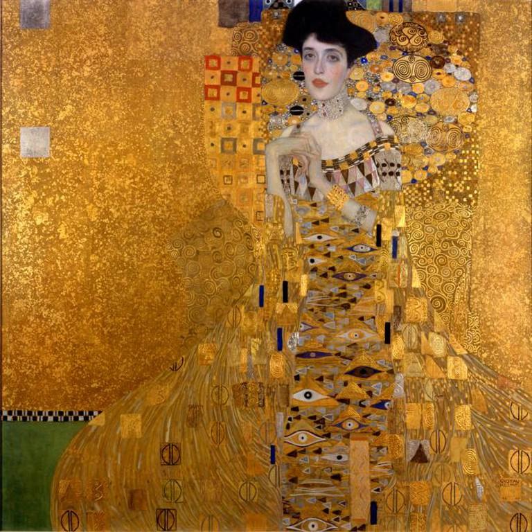 Portrait of Adele Bloch-Bauer, Gustav Klimt | © Aavindraa/Flickr
