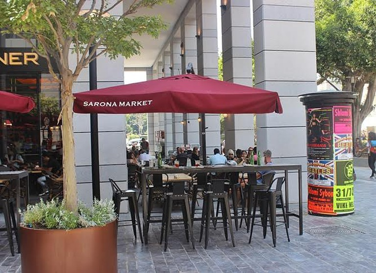 Sarona Market | Jael Ancker