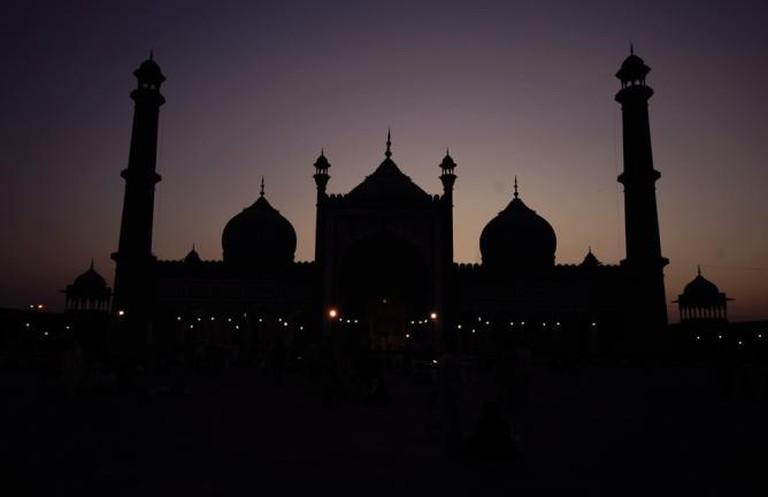 Jama Masjid | © Koshy Koshy/Flickr
