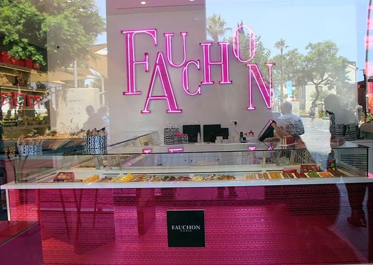 Fauchon at Sarona Market | Jael Ancker