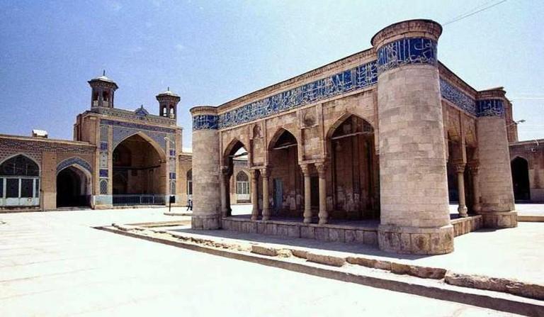 'Atigh Jame' Mosque | © Fulvio Spada/Wikicommons