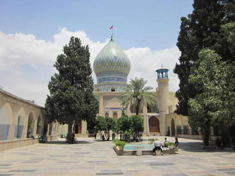 Imamzadeh-ye Ali Ebn-e Hamze | © Petr Adam Dohnálek/Wikicommons