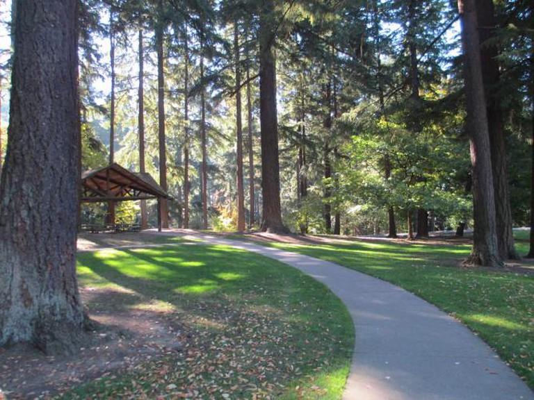 Mount Tabor City Park