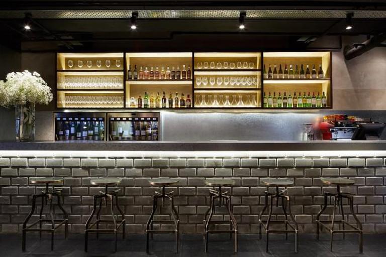 Caveau Wines & Bar interior | © Courtesy of Caveau Wines & Bar