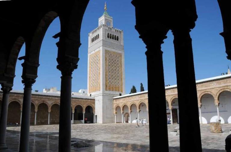Zitouna Mosque | © Citizen59/Flickr