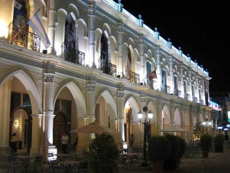 Plaza 9 de Julio Ⓒ Jorge Gobbi/Flickr