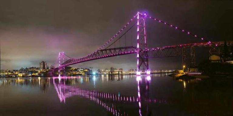 Hercílio Luz Bridge