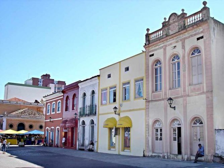 Historic Center of Florianópolis