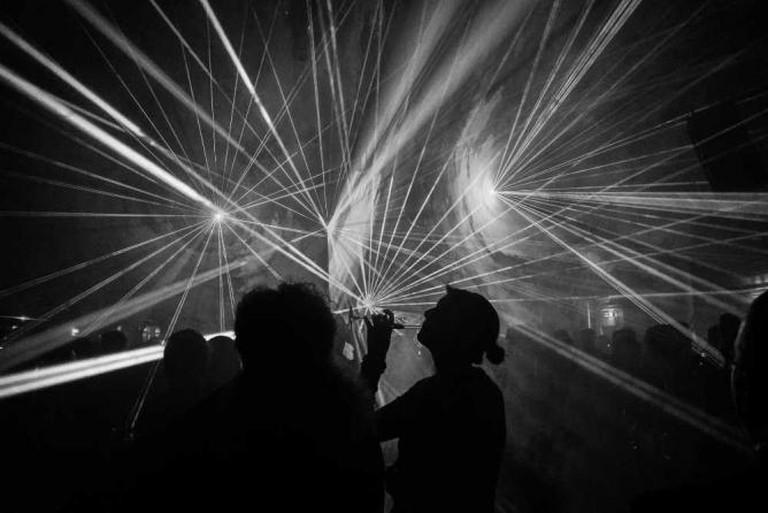 disco fever   © Dragan /Flickr