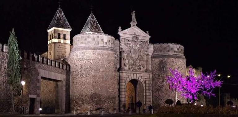 La Puerta de Bisagra | ©BobFisher/Flickr