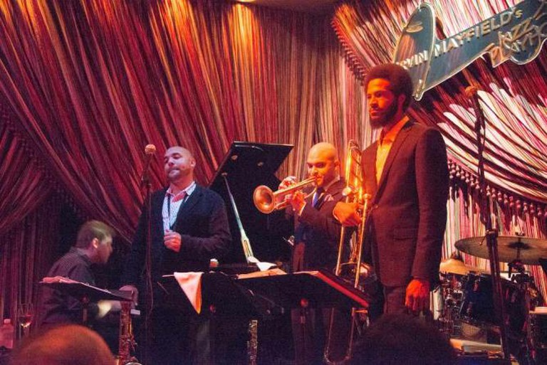The New Orleans Jazz Orchestra | © Snap Man/Flickr