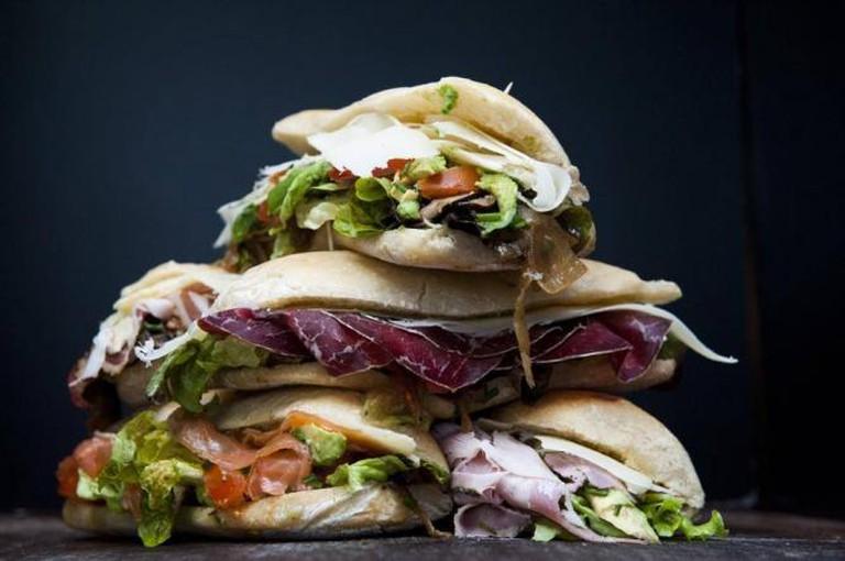 Miam Miam Sandwiches | Courtesy of Chez Alain