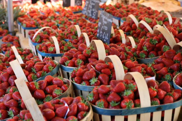Strawberries | © Savagecat/Flickr