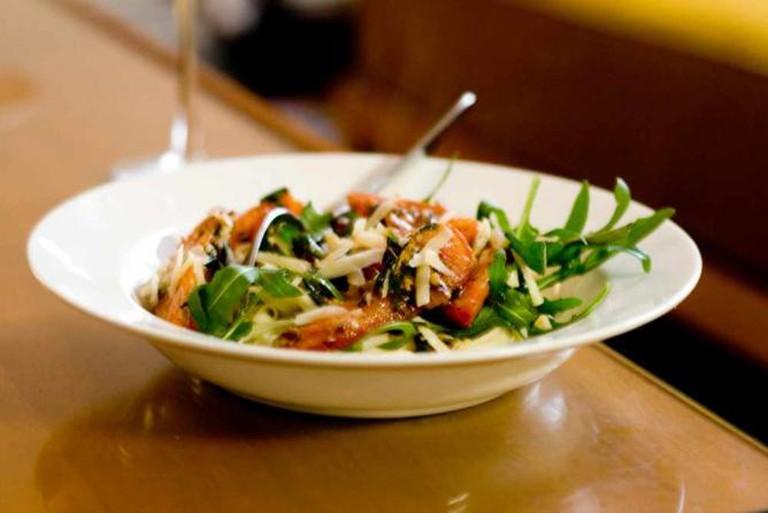 Vegetarian pasta   © Partyzan_XXI/WikiCommons