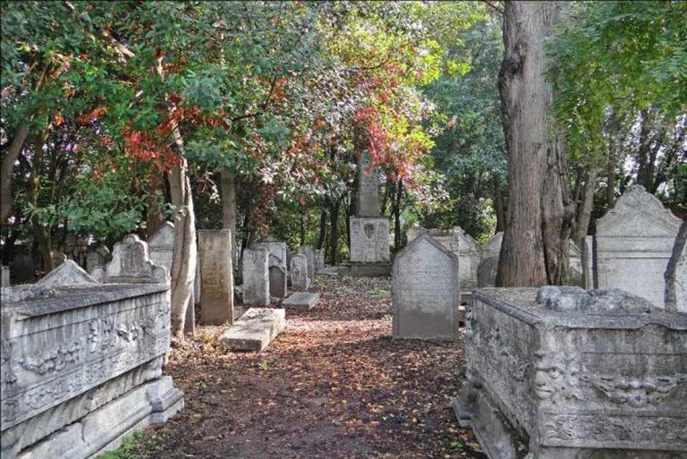 Ancient Jewish Cemetery I