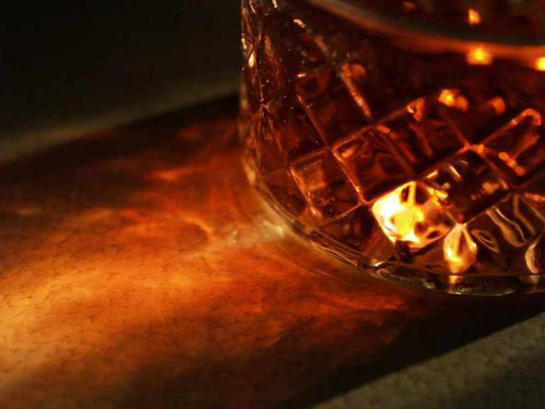 Whiskey Glass   © Grant Williamson /Flickr