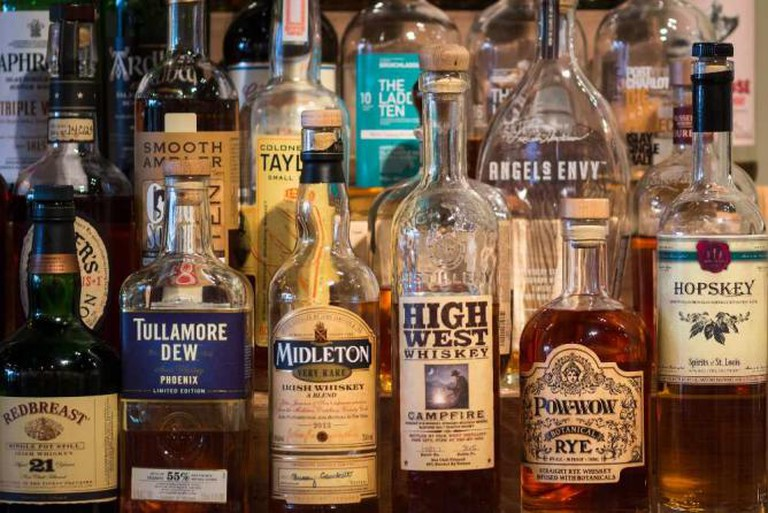 Whiskey collection | © Matthew/Flickr