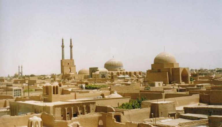 Yazd Old Town