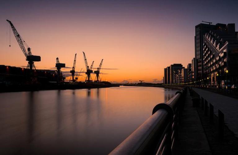Glasgow harbor | © brownrobert73/Flickr