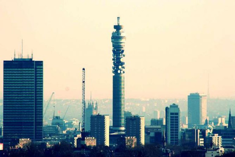 BT Tower | © Paolo Margari/Flickr