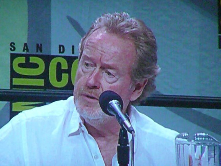 Ridley Scott | © Ray Pennisi/Flickr