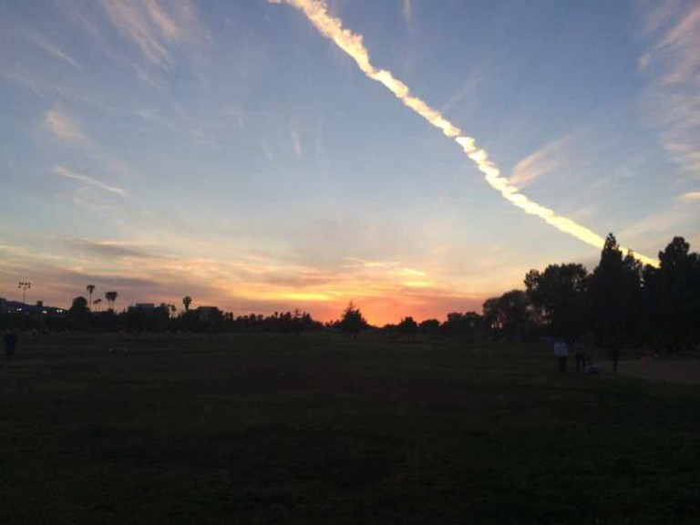 Van Nuys Sherman Oaks Park | Courtesy of Caitlin Klipp