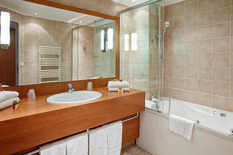 Suite Bathroom | ©Opera Cadet/Flickr