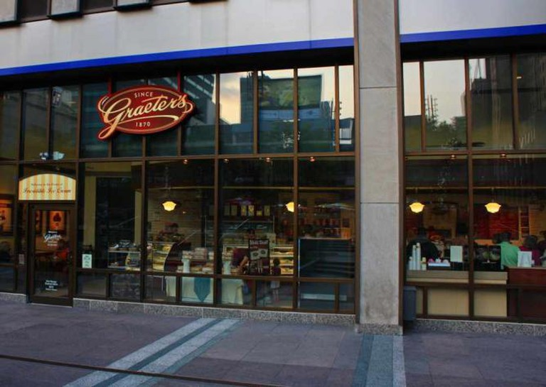 Graeter's on Fountain Square